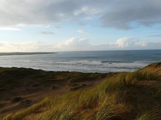 Strandhill beach