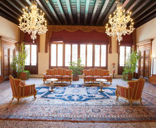 Liassidi Palace Hotel, hôtels à Venise