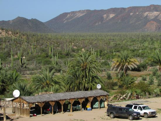 Baja California Norte, Μεξικό: A great place to spend the night in beautiful desert