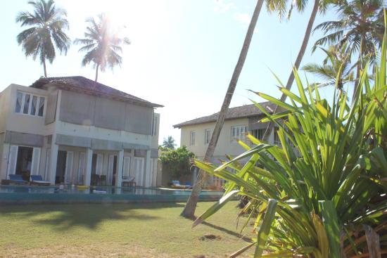 Sri Villas: Villa and grounds