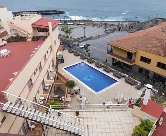 Hotel Monopol Puerto De La Cruz Booking