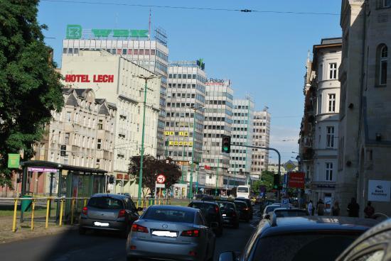 Hotel Lech: Außenansicht und Umgebung