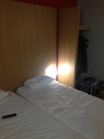 B&B Hotel Orly Rungis : Habitacion