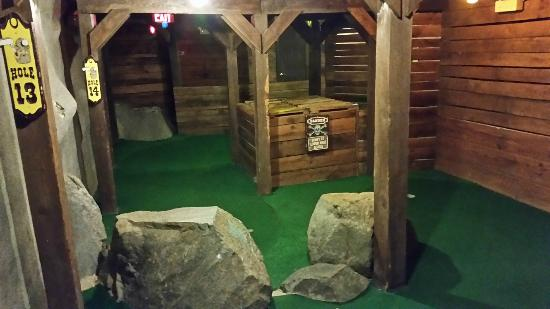 ... Picture of Lost Duffer Miniature Golf, Charlotte - TripAdvisor