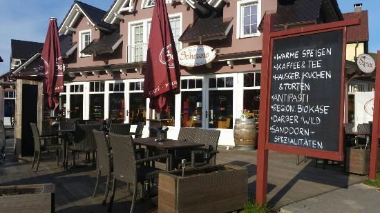 Restaurant Wustrower Scheune