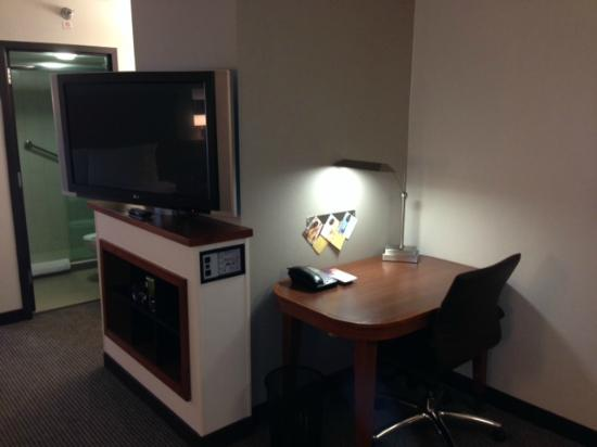 Hyatt Place Dallas-North: Desk Area