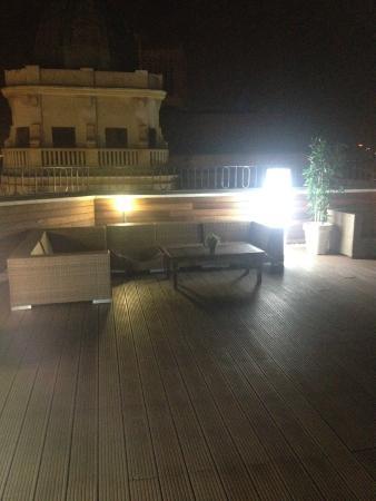 Terraza Lounge Picture Of Hotel Vincci Via 66 Madrid