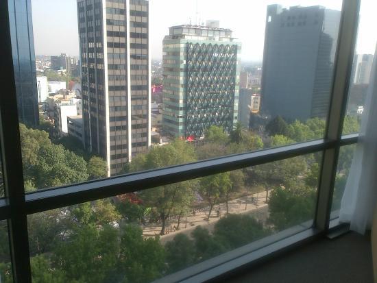 Holiday Inn Express Mexico Reforma: Room con vistas