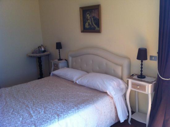 Villa Concetta: chambre