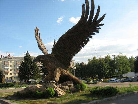 Символ орел фото