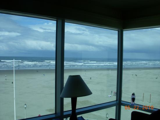 WorldMark by Wyndham Seaside: View from the fifth floor