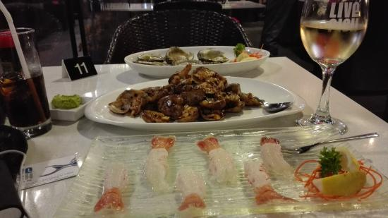 Live Fish Restaurant