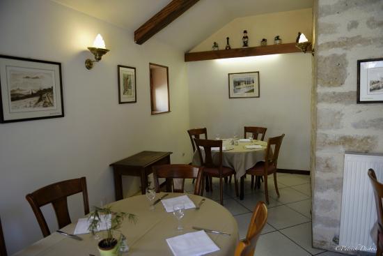 Hostellerie du  Chateau: Restaurant de l'Hostellerie du Château