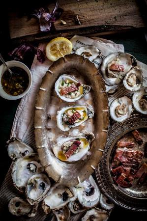 Dive Fish House: oyster platter