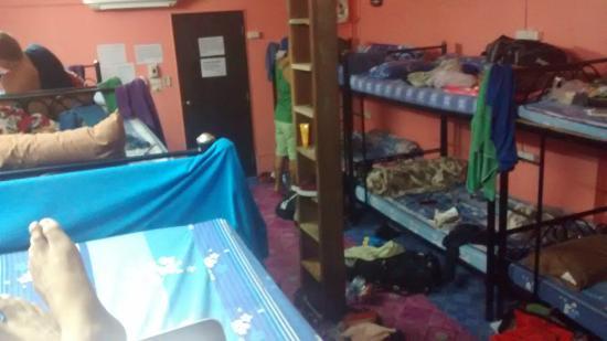 The Living Place: Dormitório maior
