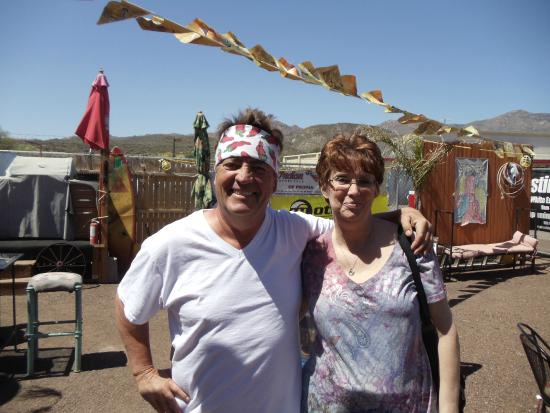 Chihuahua's Chill Grill : Ron White and Rhonda
