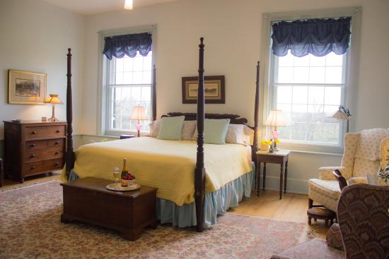 Smithfield Farm Bed and Breakfast: Our beautiful Wellford Room