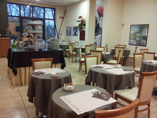 Parco Sassi Hotel : Sala colazioni