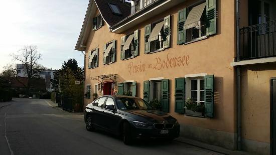 Pension am Bodensee: Hotel