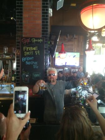 Photo of American Restaurant Guy Fieri's Vegas Kitchen & Bar at 3535 S Las Vegas Blvd, Las Vegas, NV 89109, United States