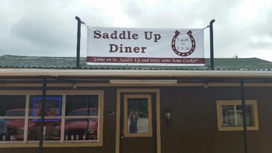 Dayton, تكساس: Saddle Up Diner