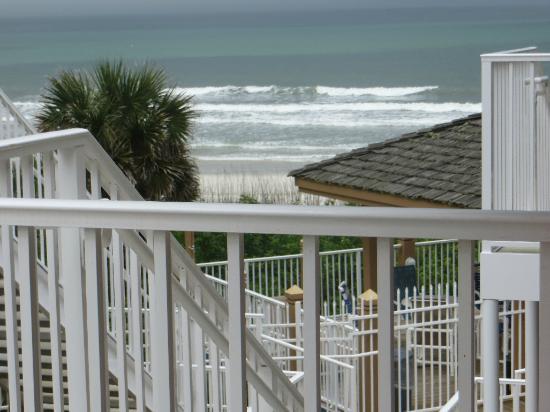 Sea Villas : View from 213 deck