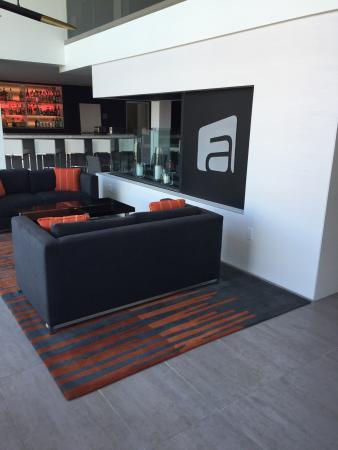 Aloft Sunnyvale : W XYZ sitting area
