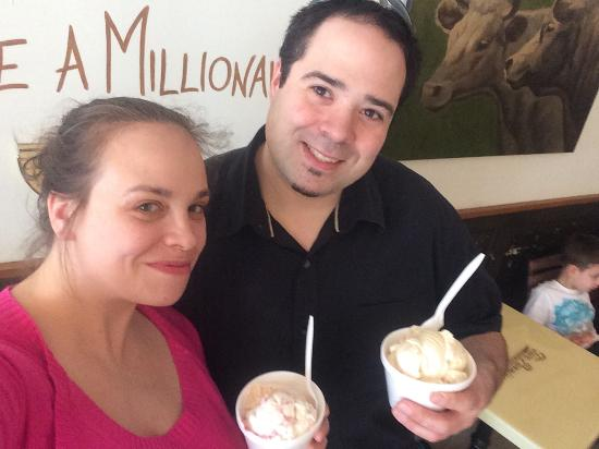 Five Pennies Creamery: Awesome and scrumptious!