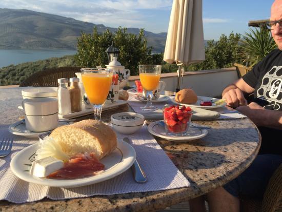 Casa Rural El Olivar: Ontbijt