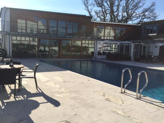 Hotell Gasslingen: pool