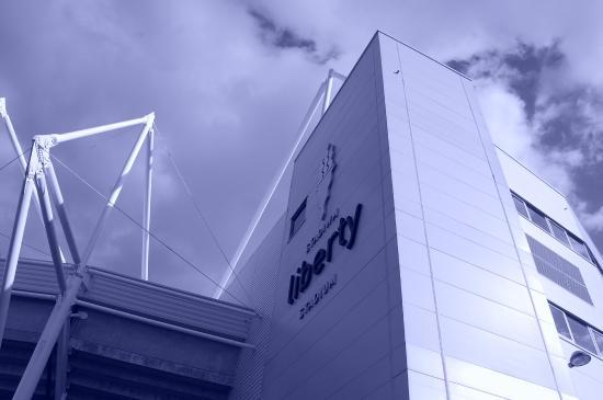 Liberty Stadium: Swans' Stadium