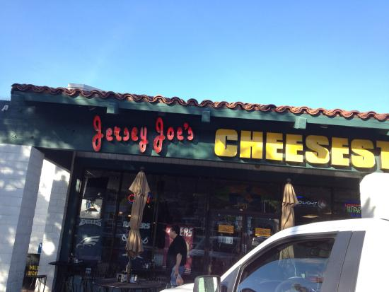 Too Busy to Get to Jim's or Pat's? - Review of Jersey Joe's ...