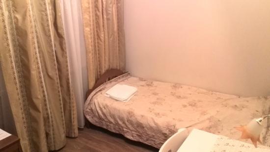 Загородная гостиница АнРи: одноместный номер за 1800 р в сутки