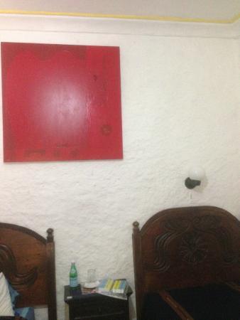 Casa San Bartolome: artwork