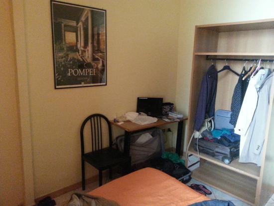 Hotel Casanova: room superior