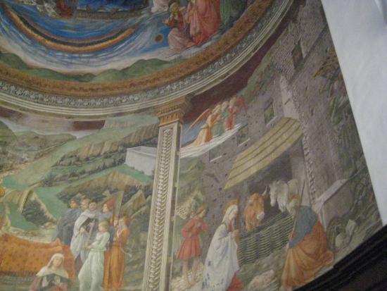 Σπολέτο, Ιταλία: abside