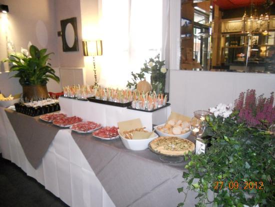 Noceto, Italia: aperitivo del venerdì sera