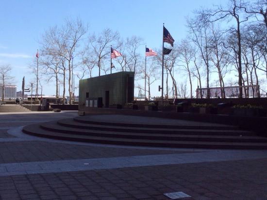 New York City Vietnam Veterans Memorial Plaza: photo1.jpg