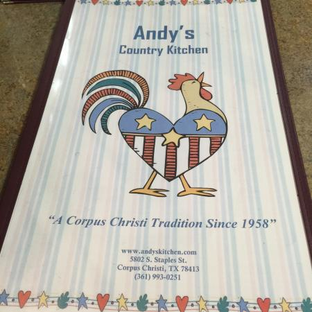 andys kitchen corpus christi menu prices restaurant reviews tripadvisor - Andys Kitchen
