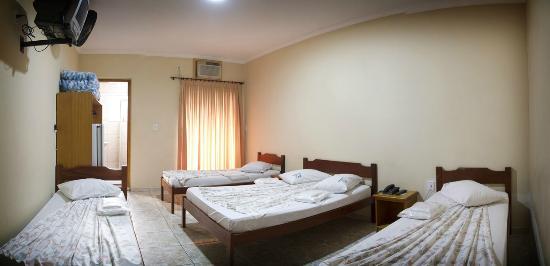 Hotel Santo Graal: Apartamento Quadruplo Standard