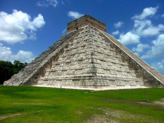 Coral Maya : chichen itza