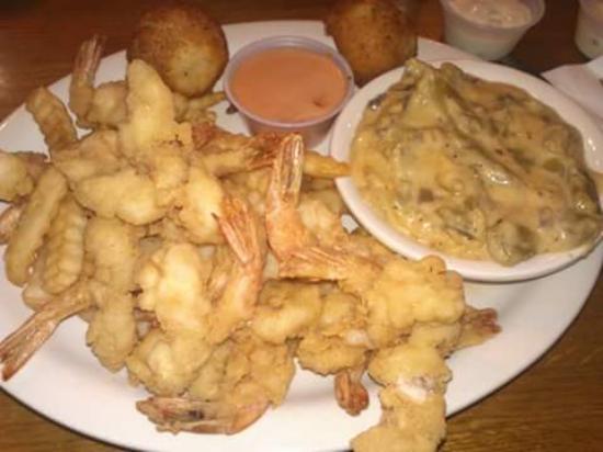 Schooner S Seafood Restaurant