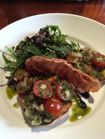 The Cow Shed : Starter from the great value lunch menu