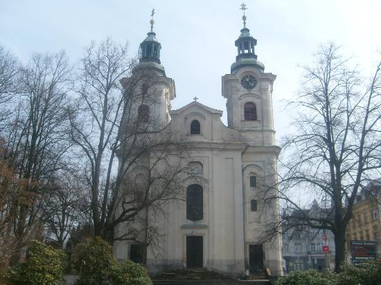 Kostel Svatého Kříže