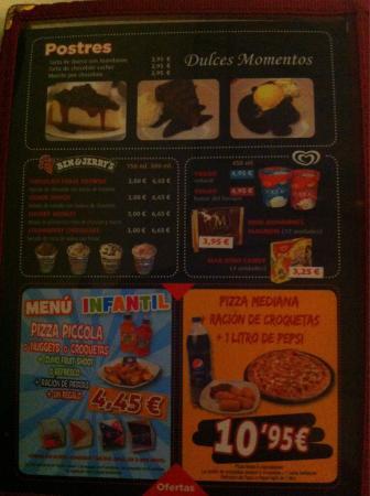 Pizzeria Carlos Albacete Fotos Numero De Telefono Y