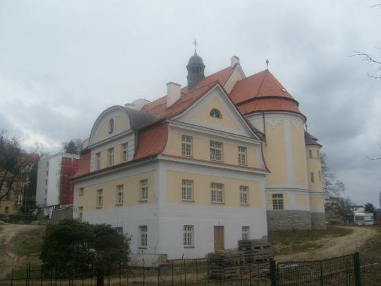 Kostel Svate Mari Magdaleny