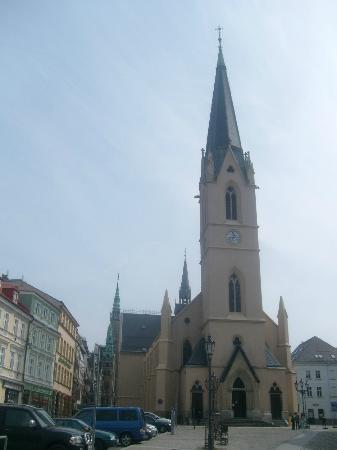 Kostele sv. Antonína Velikého