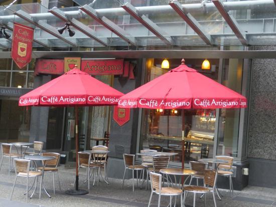 Caffe Artigiano: 店舗