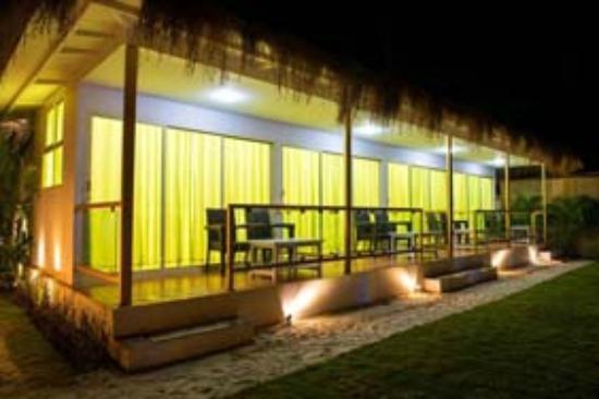 Ashvem Beach, الهند: Garden View Room