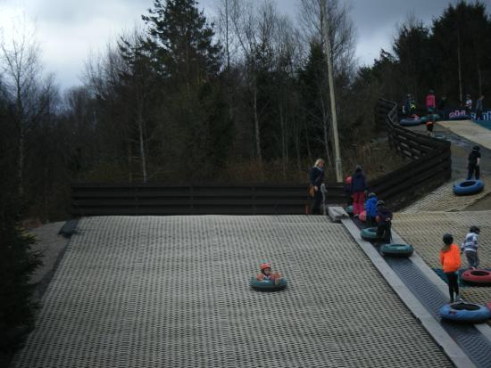 Alford, UK: Ski Slope